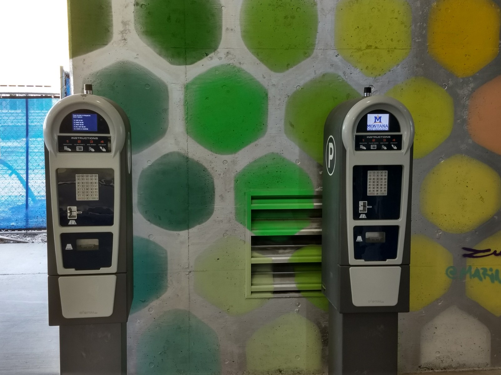 Pay Stations