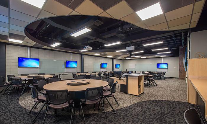 TEAL Classroom, Cheever Hall