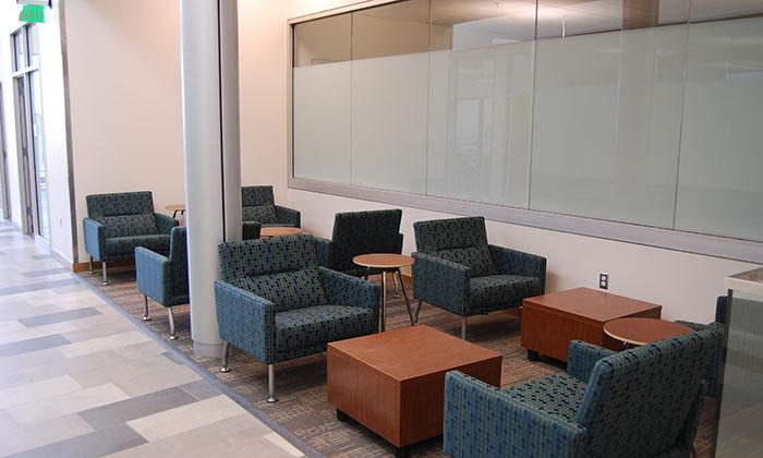 Casual Learning Space, Jabs Hall