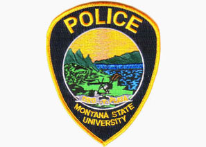MSUPD Badge