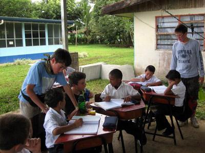 Representing MSU in Costa Rica