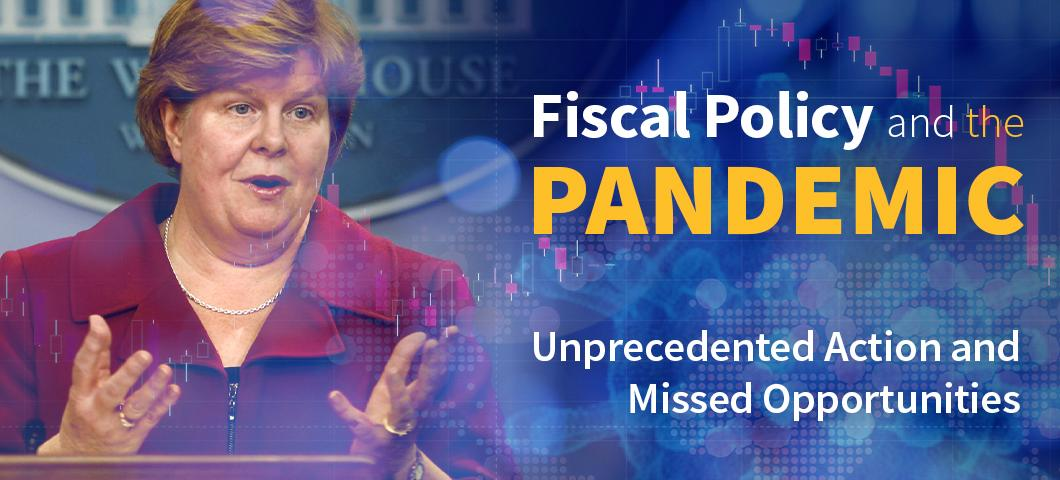 Watch Again: Former White House economist Christina Romer lectures on fiscal policy and the pandemic