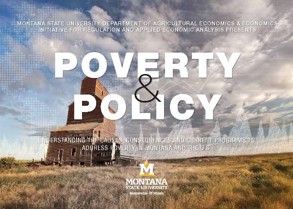 Poverty Policy