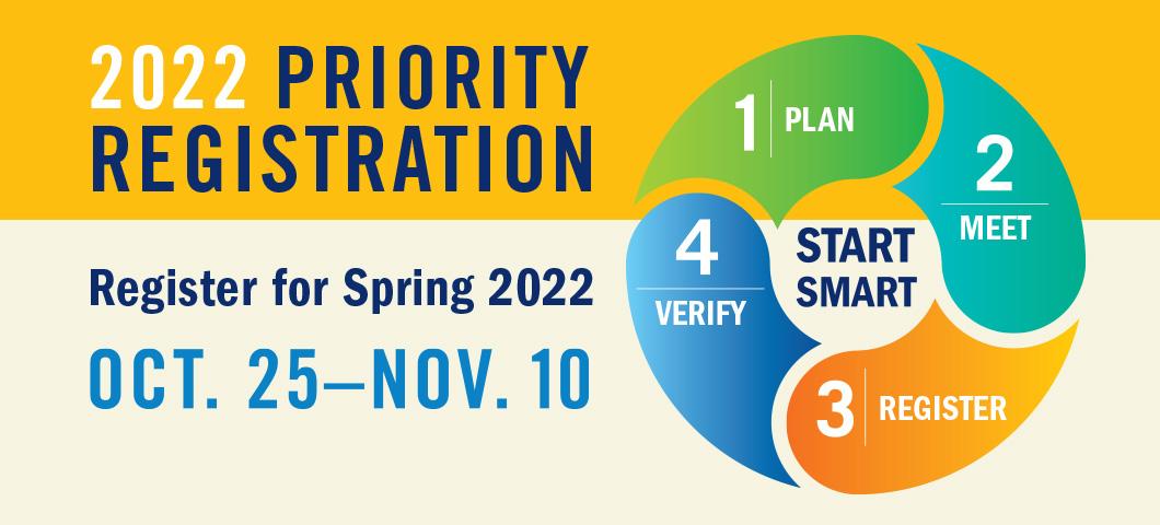 Register for Spring '22 classes!