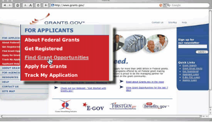 federal opportunities