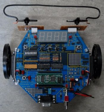 ECEbot Delta version