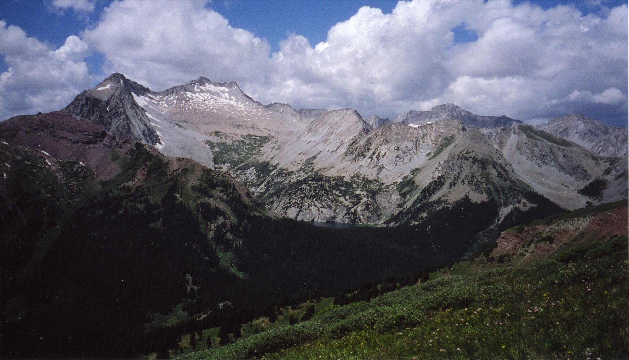 Elk Range Four Passes Loop Hike - Robert Maher, Ph D