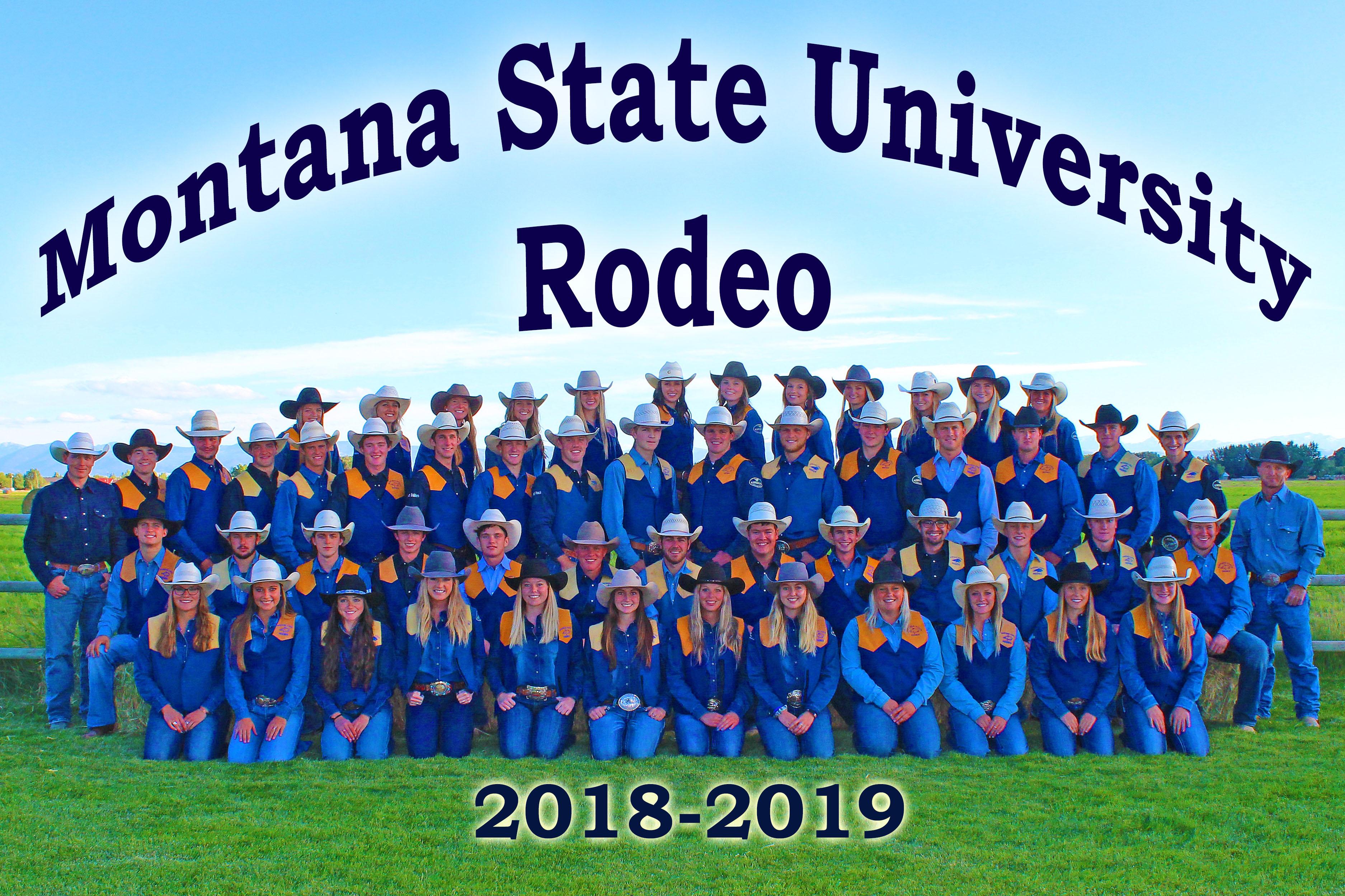 Bobcat Rodeo Team Bobcat Rodeo Office Montana State