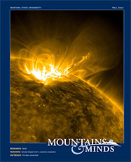 Mountains and Minds - Read about the history of the solar physics group and the people who made it what is is today