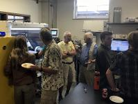 Lab Opening Party