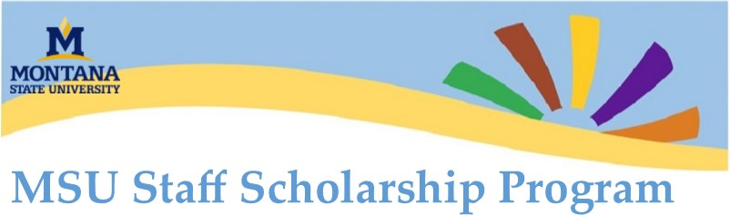 MSU Staff Scholarship Program logo