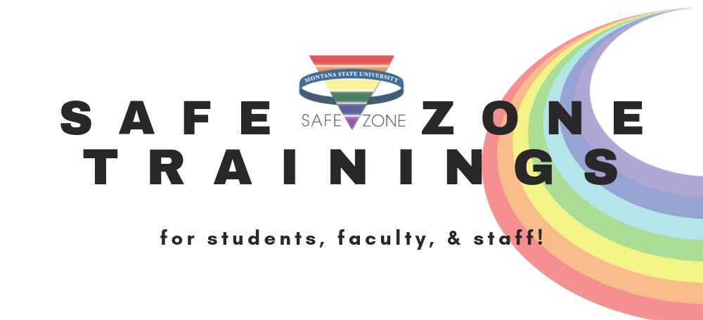 safe zone trainings for students faculty and staff become an lgbtq+mentor or mentee. MSU students are paired with experienced lgbtq+ mentors to grow and develop connections in school and in the community.