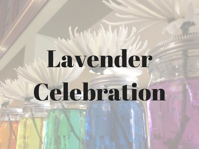 Lavender Celebration
