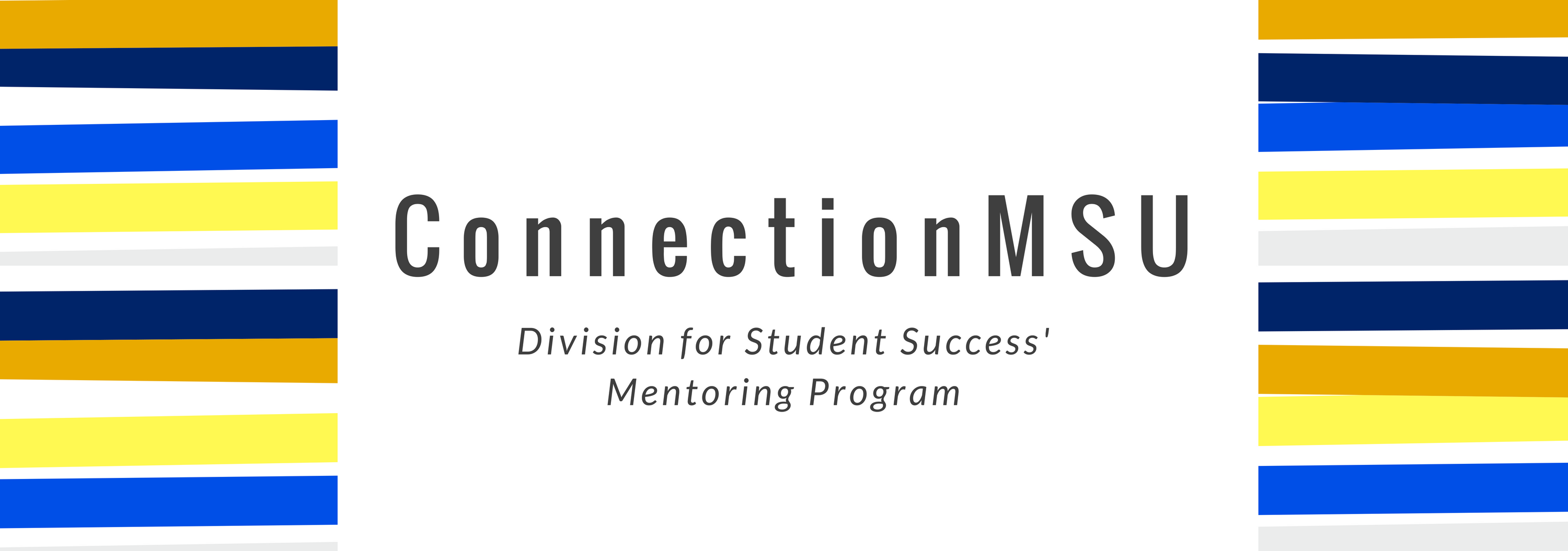 connection MSU banner