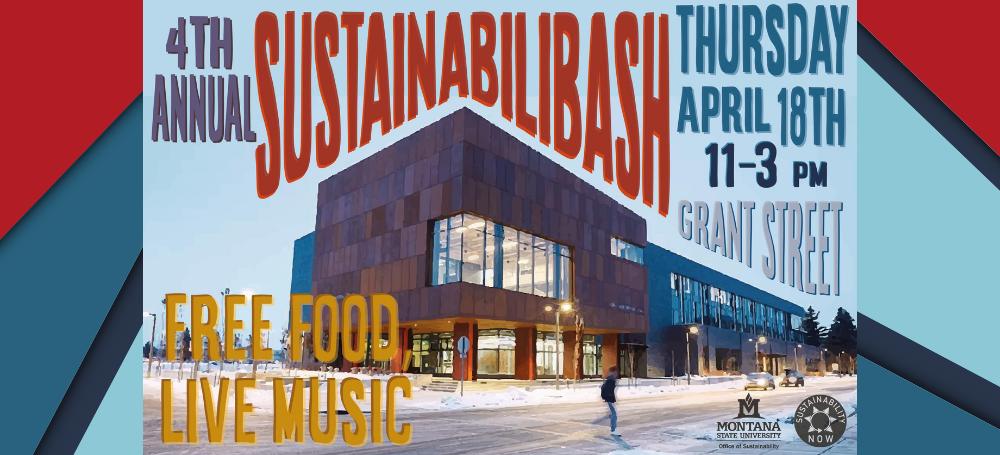 4th Annual Sustainabilibash