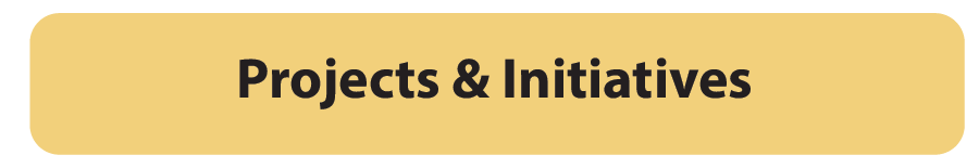 Projects and Initiatives Banner