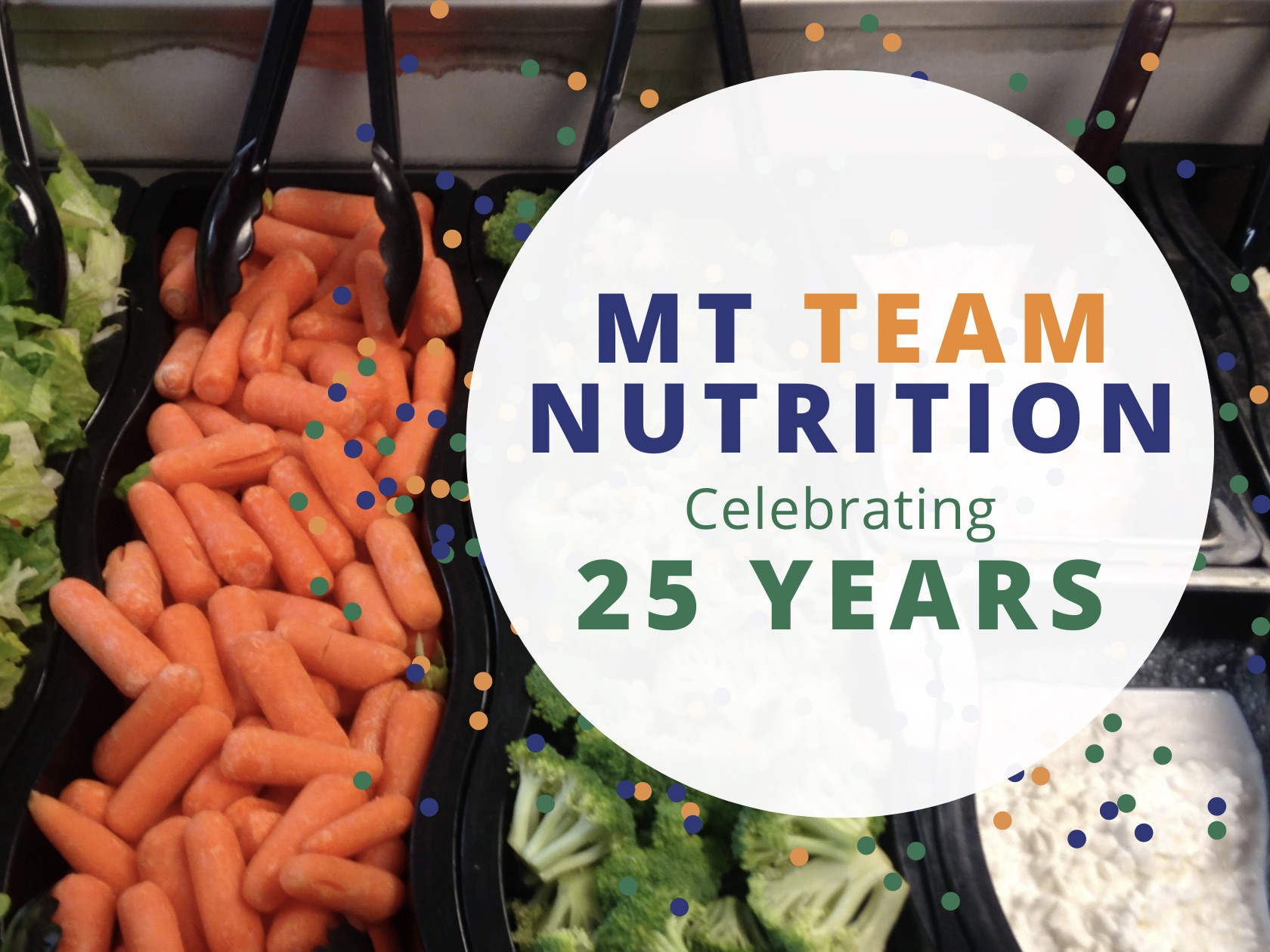 Celebrating 25 Years of Montana Team Nutrition!