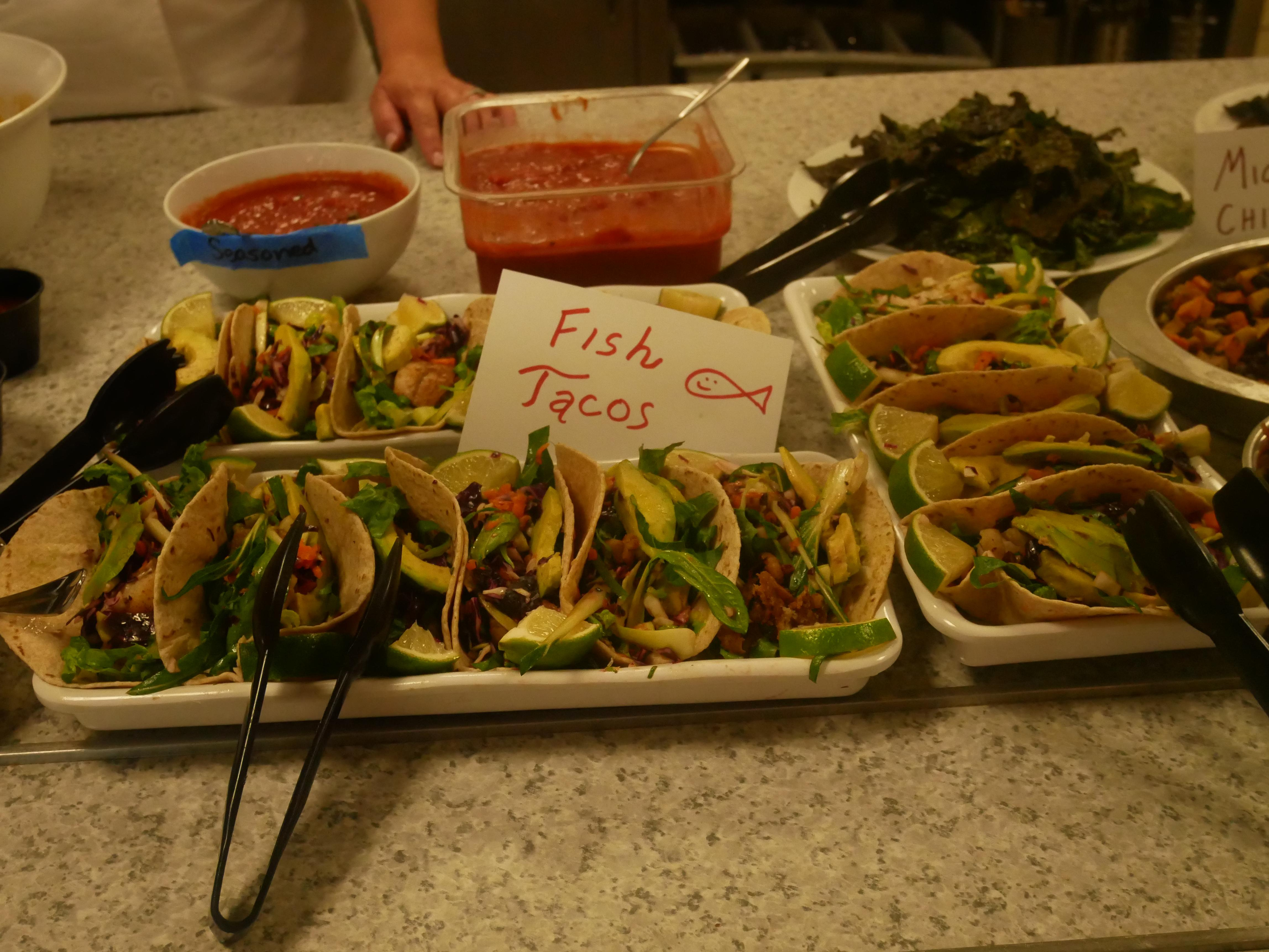 Fantastic Fish Tacos Recipe at Culinary Workshop!