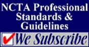 NCTA Professional Standards Subscriber