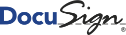 DocuSign logo .