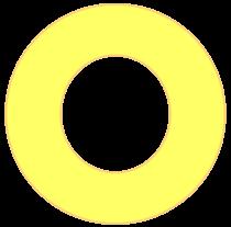 Impact icon symbol