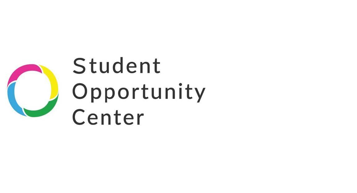 Student Opportunity Center logo