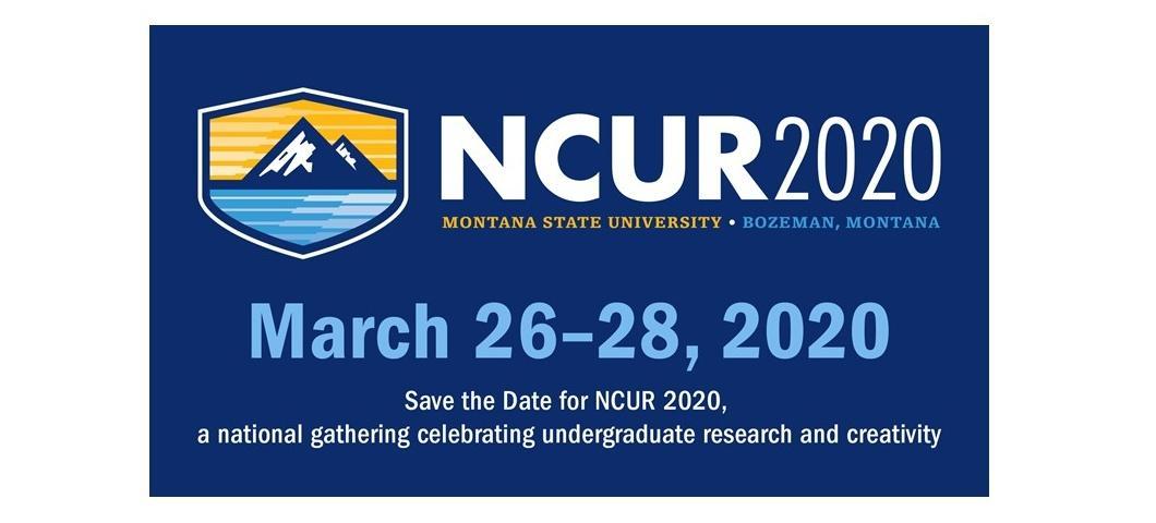 NCUR 2020 Badge