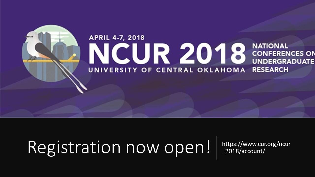 National Conference on Undergraduate Research