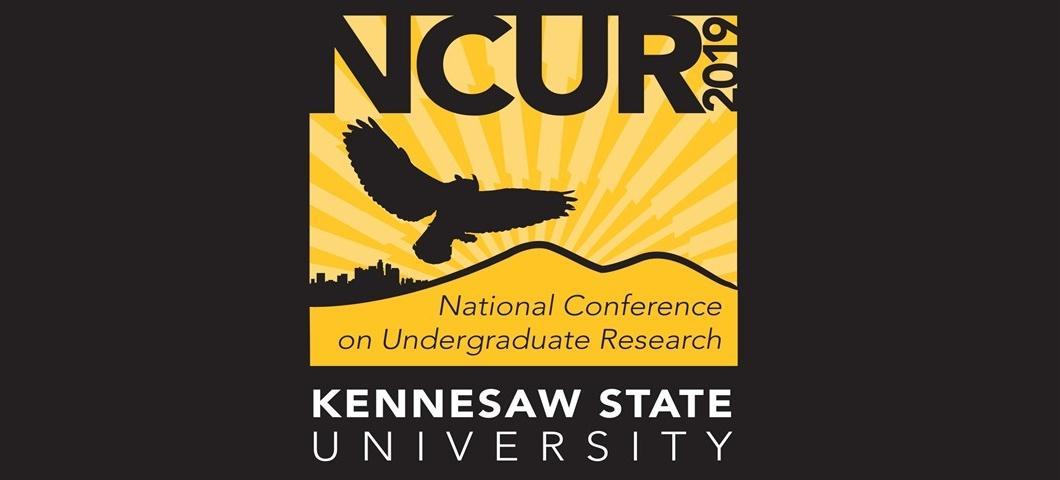 NCUR 2019 logo