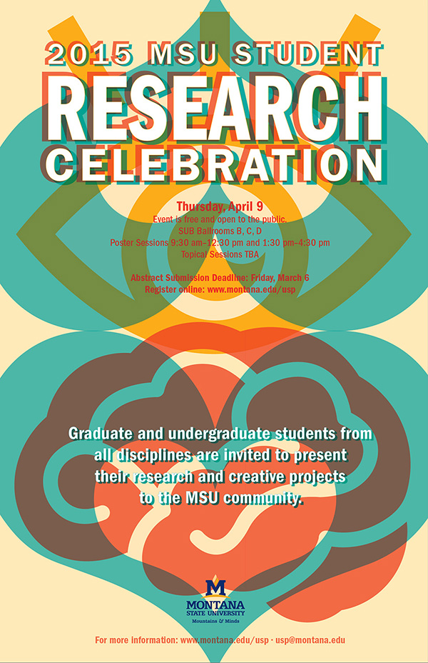 2015 Student Research Celebration Poster