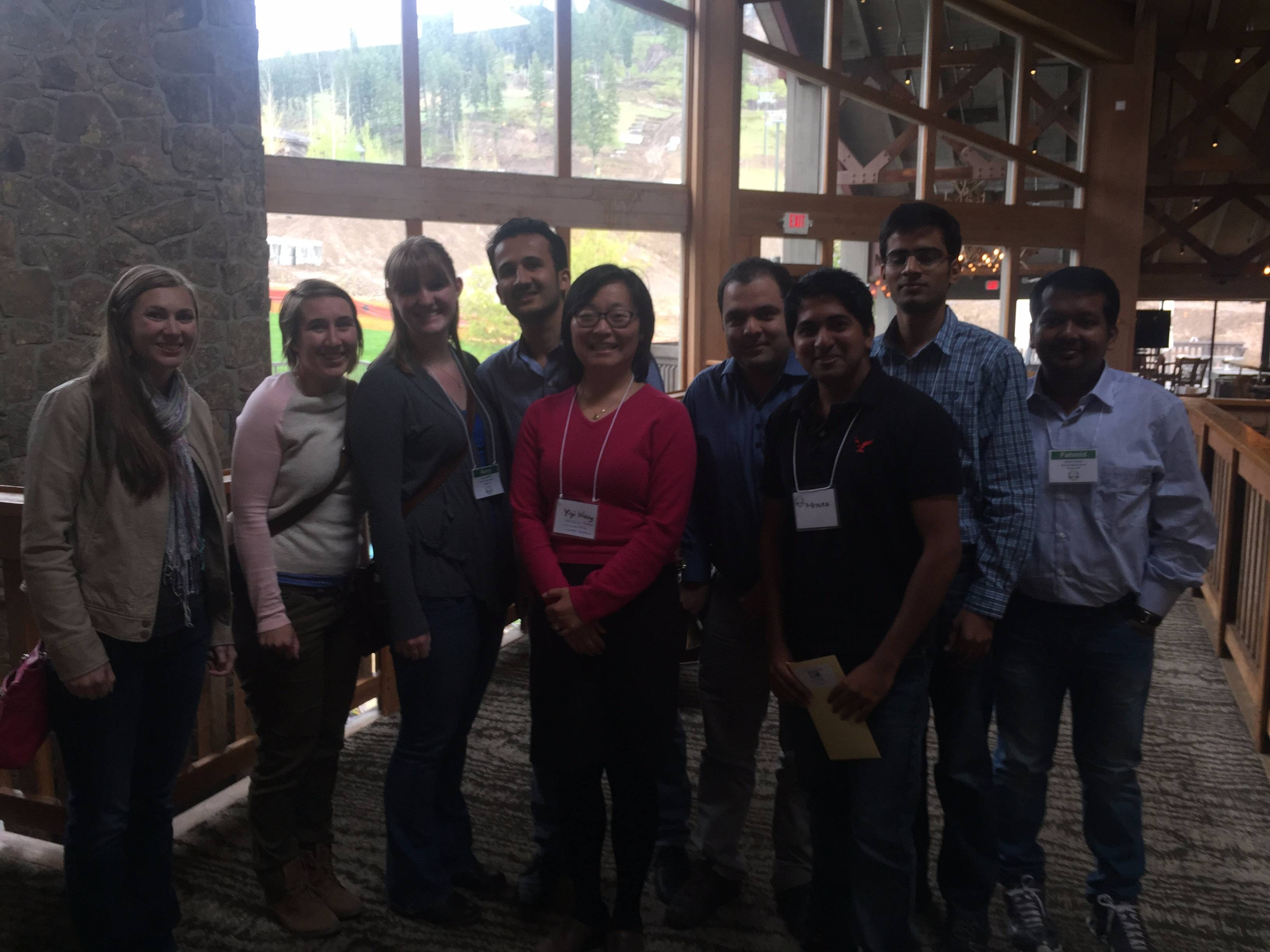 Institute of Transportation Engineers Intermountain Conference 2015, Jackson Hole, Wyoming