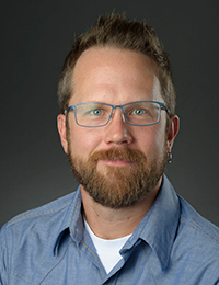 photo of Justin W. Arndt