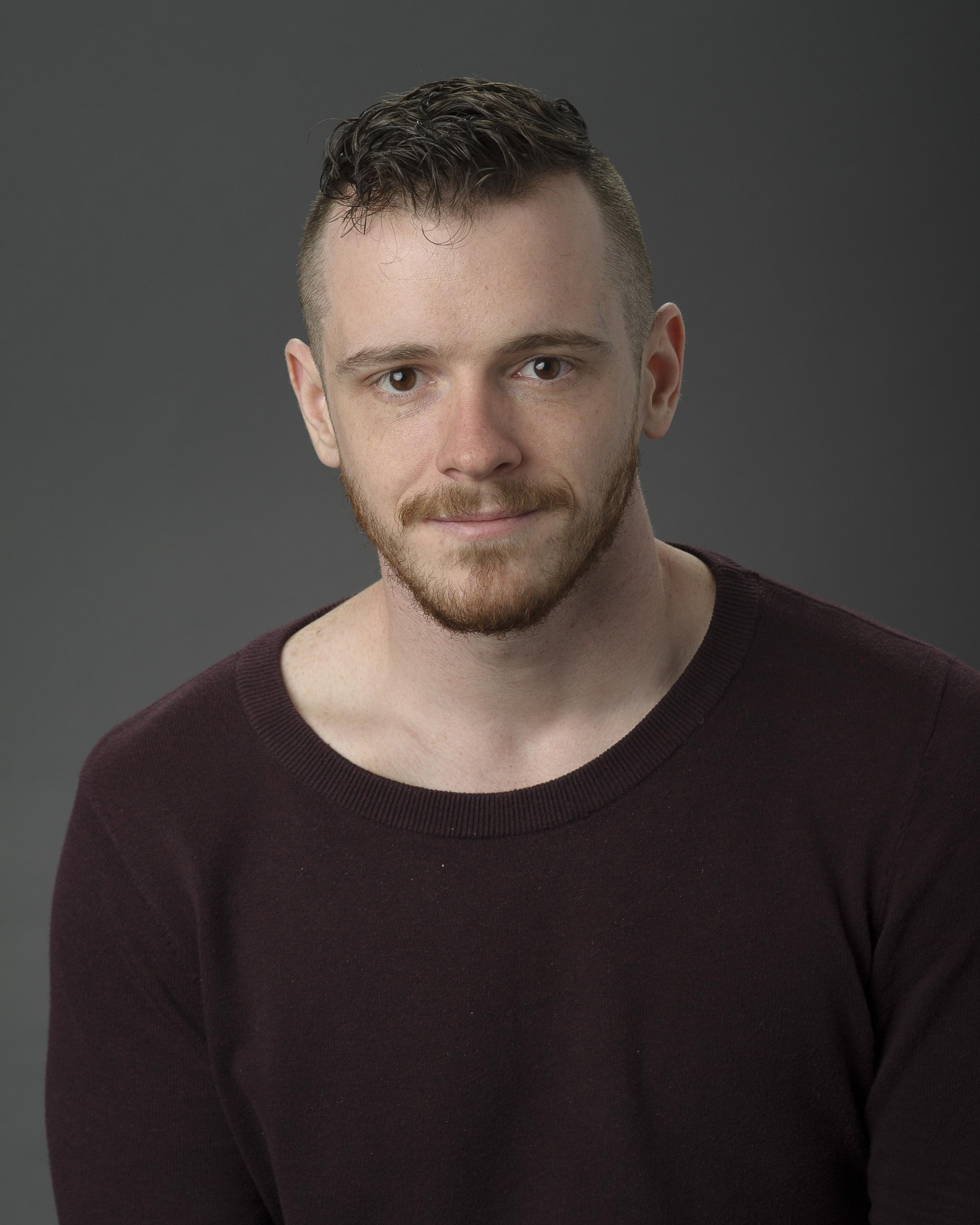 Portrait of Zac Peters