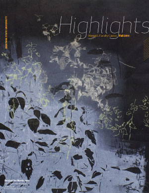highlights cover page