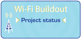 Wifi Buildout Project Status