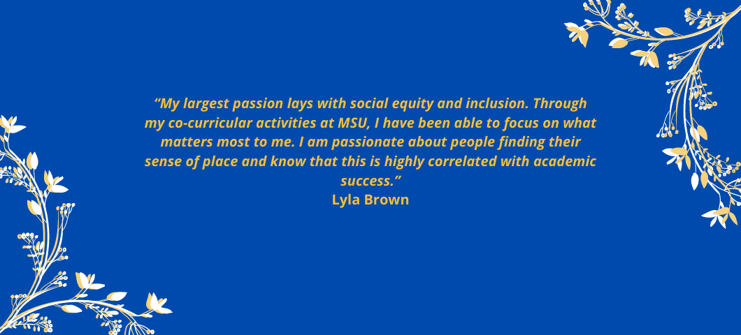 Lyla Brown Quote