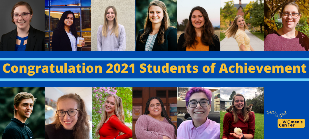 2021 Students of Achievement