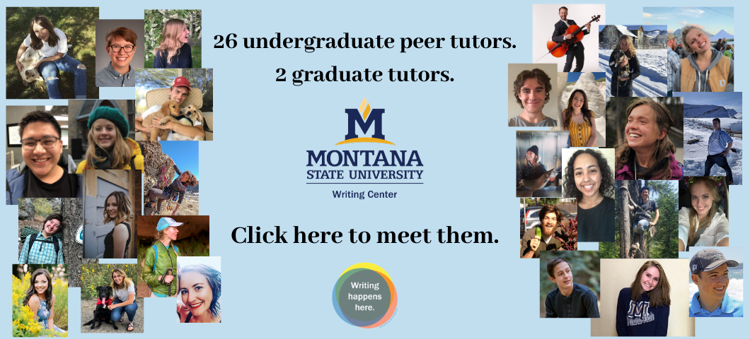 Link to peer tutor bios