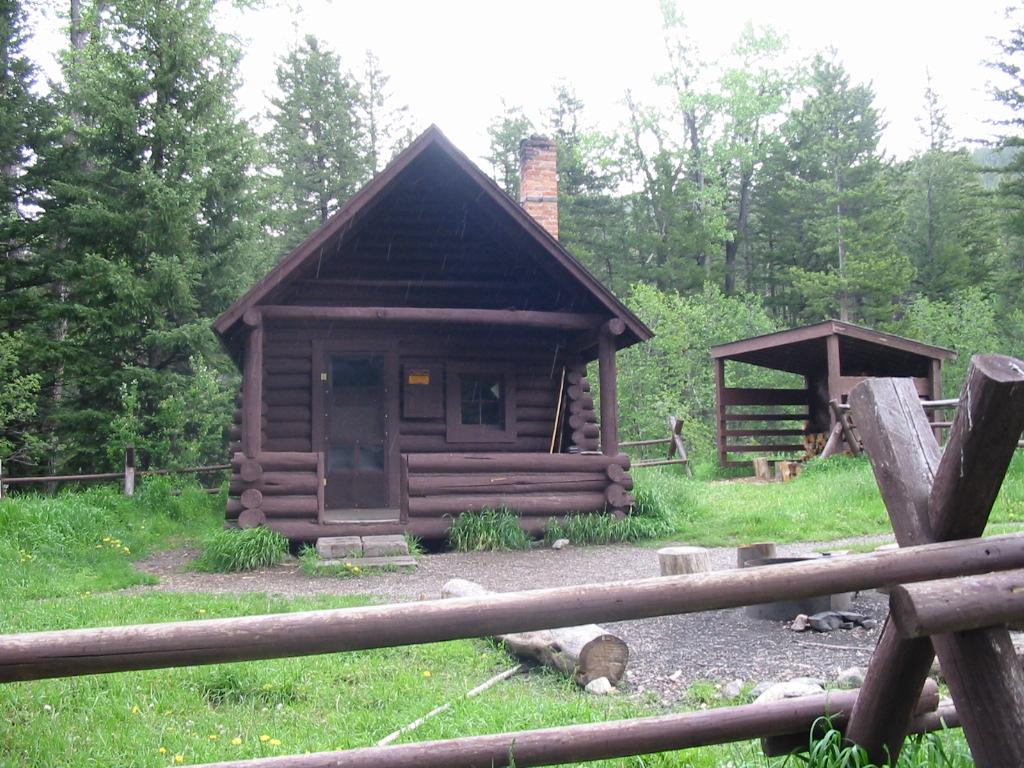 Bozeman montana wwami medical education program for National forest service cabins