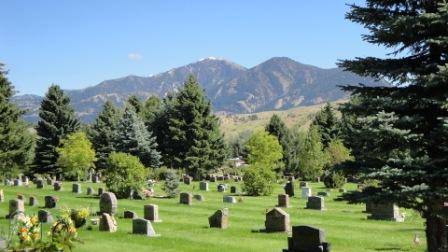 Sunset Hills Cemetery Mountain View